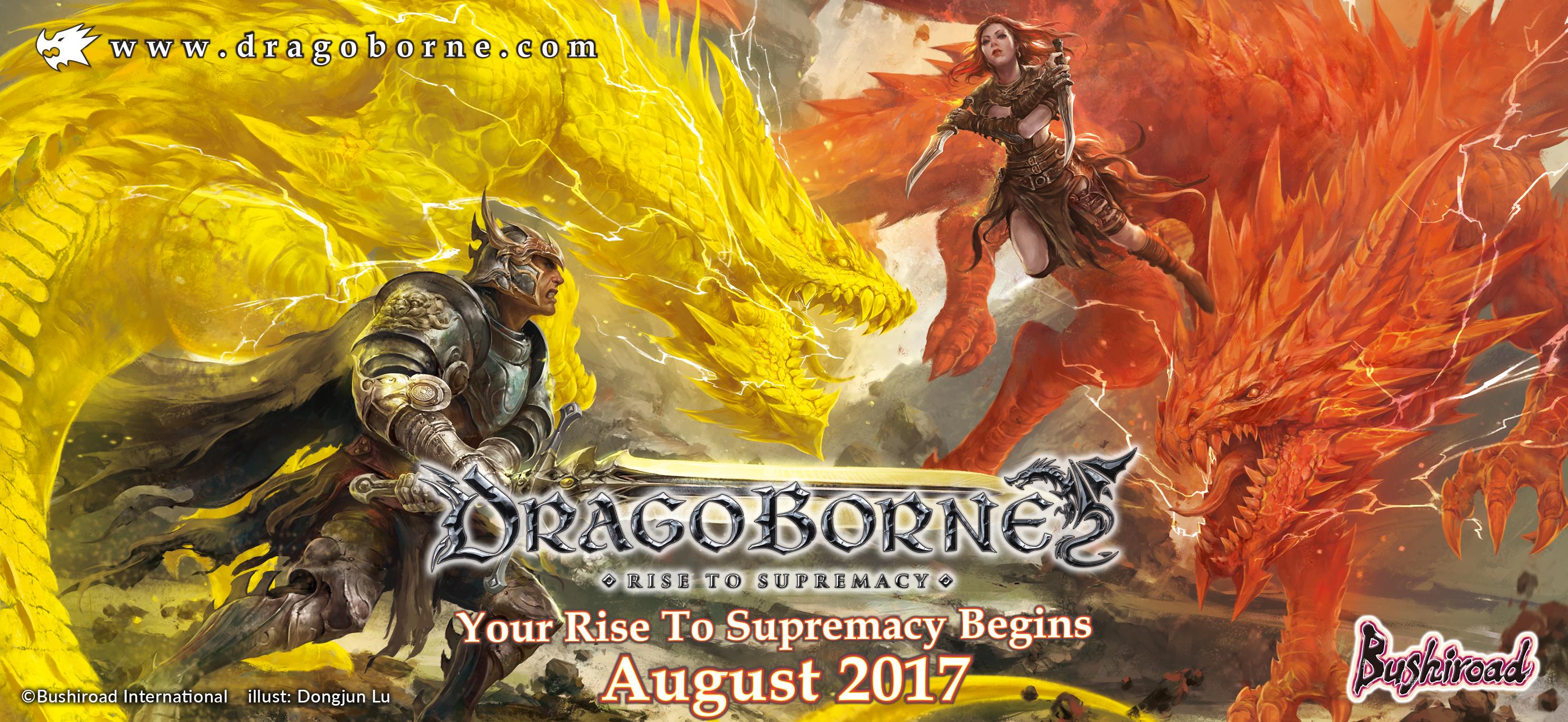 Dragoborne -Rise to Supremacy- TCG