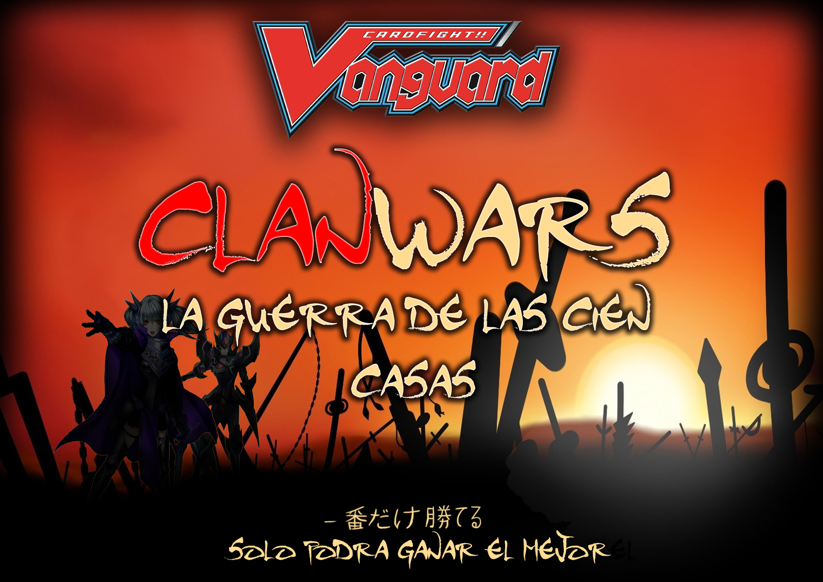 Clanwars: The Battle of the 100 Houses