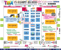 TICA Map