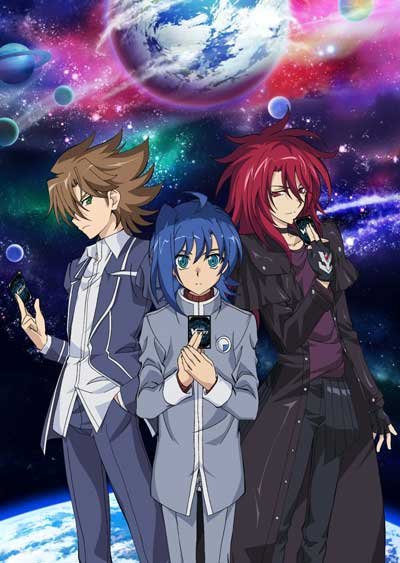 Cardfight!! Vanguard New Series