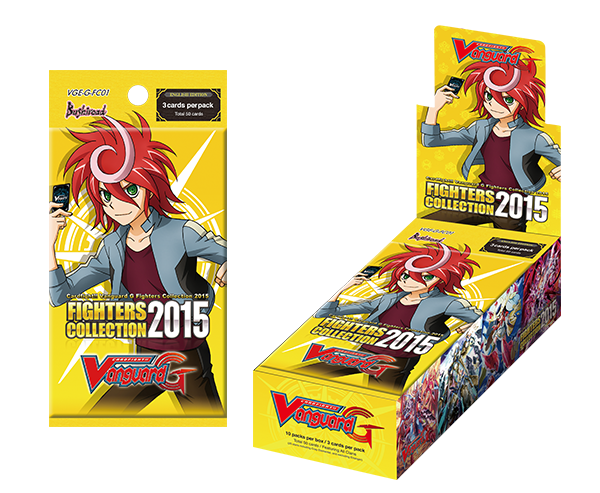 [G-FC01] G Fighters Collection 2015